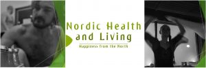 Nordic health living collage